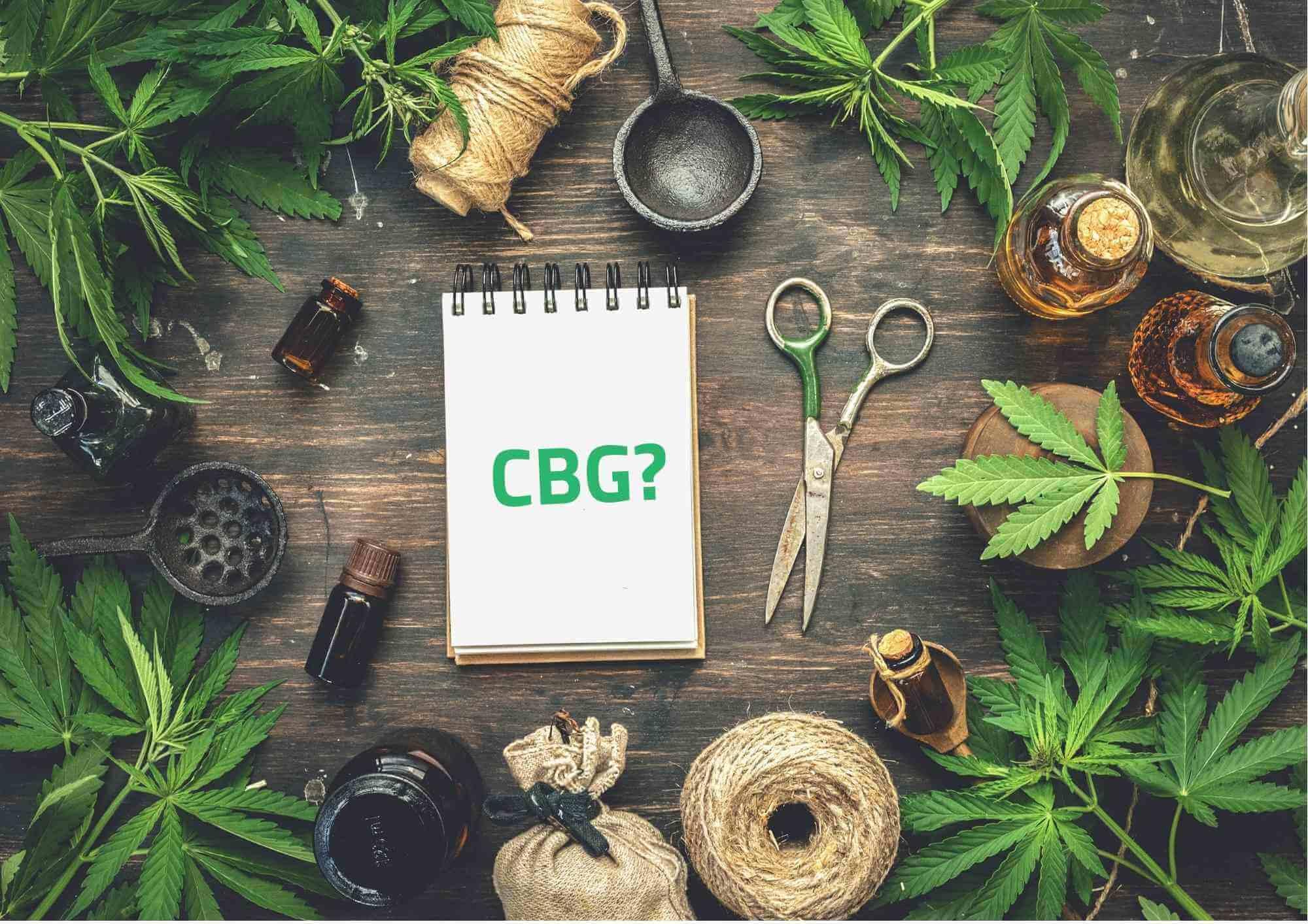 jak działa cbg